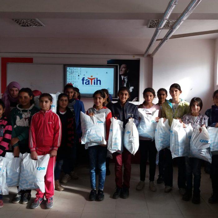 Göçeri Ortaokulu Kahta Adıyaman (1)
