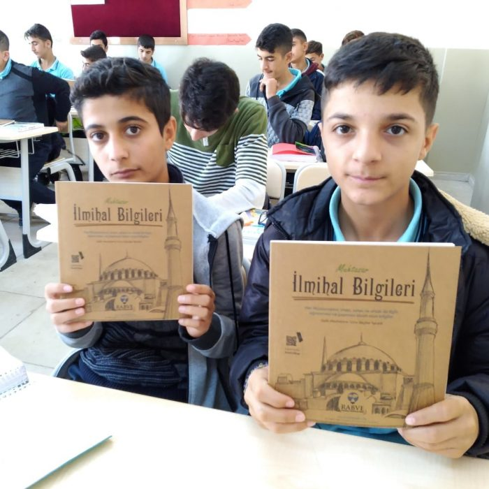 Mardin Kızıltepe Anadolu İmam Hatip Lisesi (1)