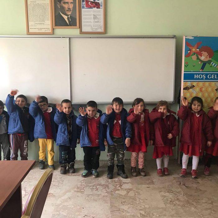 Niğde Çiftlik Mahmutlu İlkokulu (1)