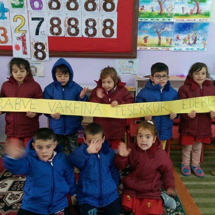 Niğde Çiftlik Mahmutlu İlkokulu (2)