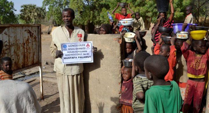 Nijerde Açılan Kuyularımız (8)