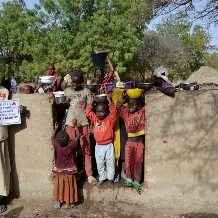 Nijerde Açılan Kuyularımız (9)